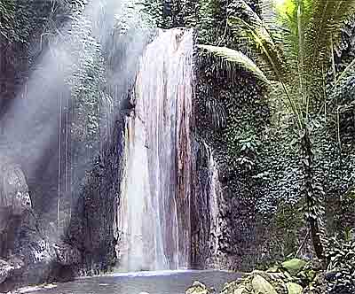 St. Lucia Waterfall